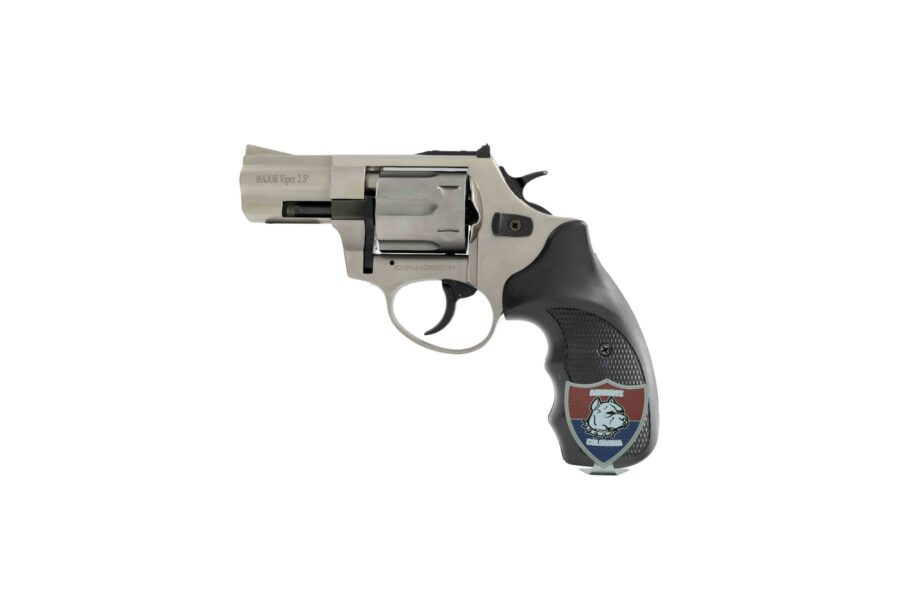 REVOLVER TRAUMATICO MAJOR VIPER 2.5 AIRGUNS COLOMBIA